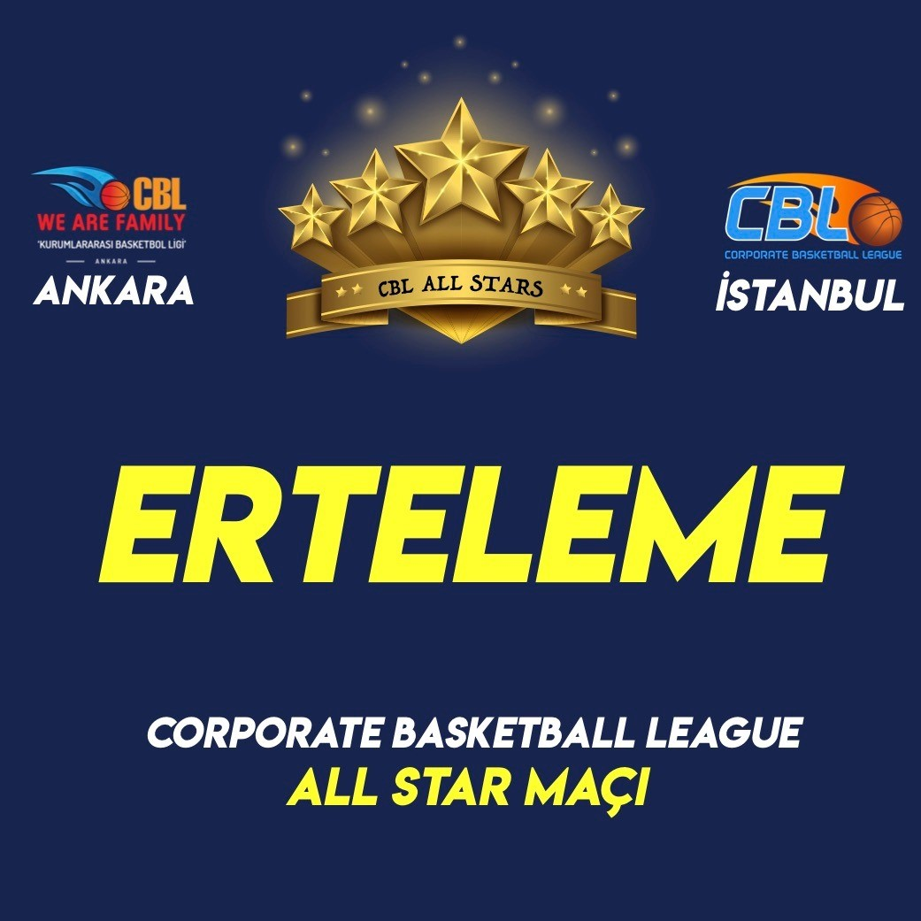 ERTELEME!...CBL ALL STAR 2020